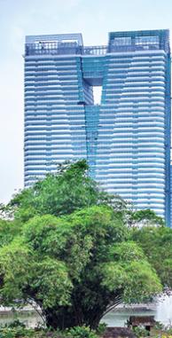 マレーシアオフィス外観